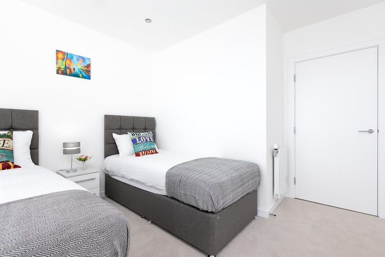 London Olympic Stadium Apartment