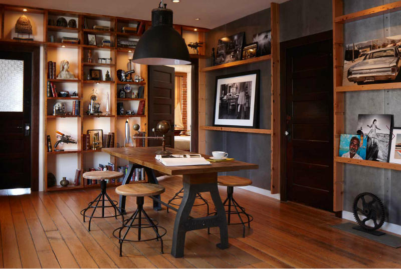 decorating your space with steampunk style - Steampunk Interior Design Ideas