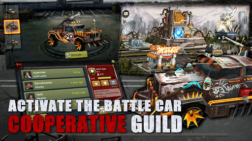 Zombie Strike : The Last War of Idle Battle (SRPG) 1.11.17 screenshots 5