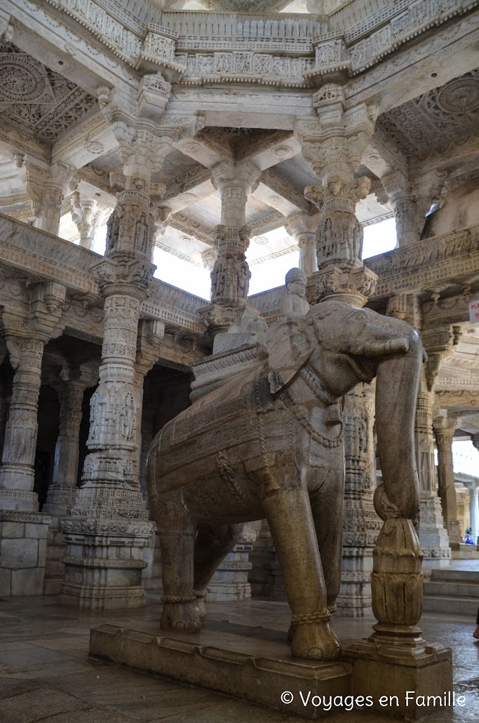 Elephant Ranakpur