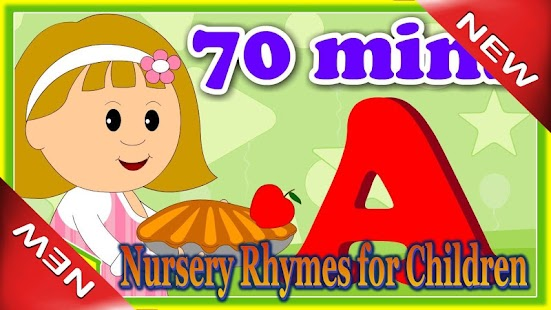 Nursery Rhymes for Children - náhled