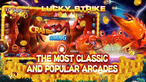 Gold Storm Casino - Asian Fishing Arcade Carnival 1.0.39 screenshots 8