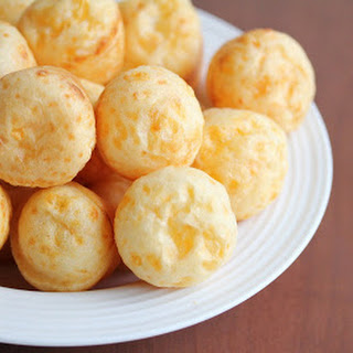 Brazilian Cheese Bread Puffs