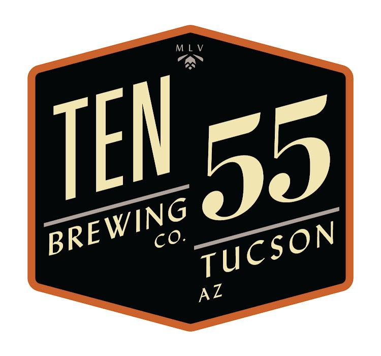 Logo of Ten55 XOXO Coffee Stout