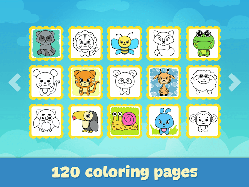 Coloring book for kids 1.102 Screenshots 18
