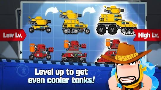 Super Tank Blitz 4