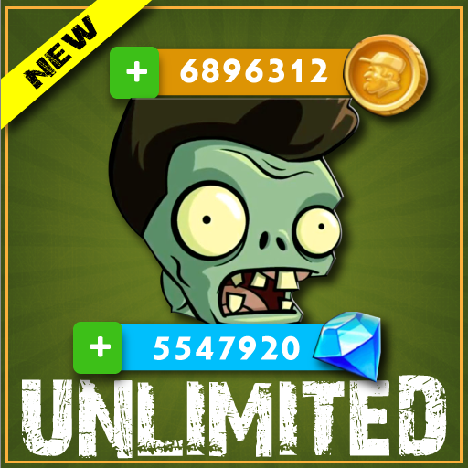 cheats for plants vs zombies 2 and zombies prank
