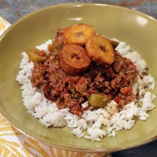 Picadillo Stew