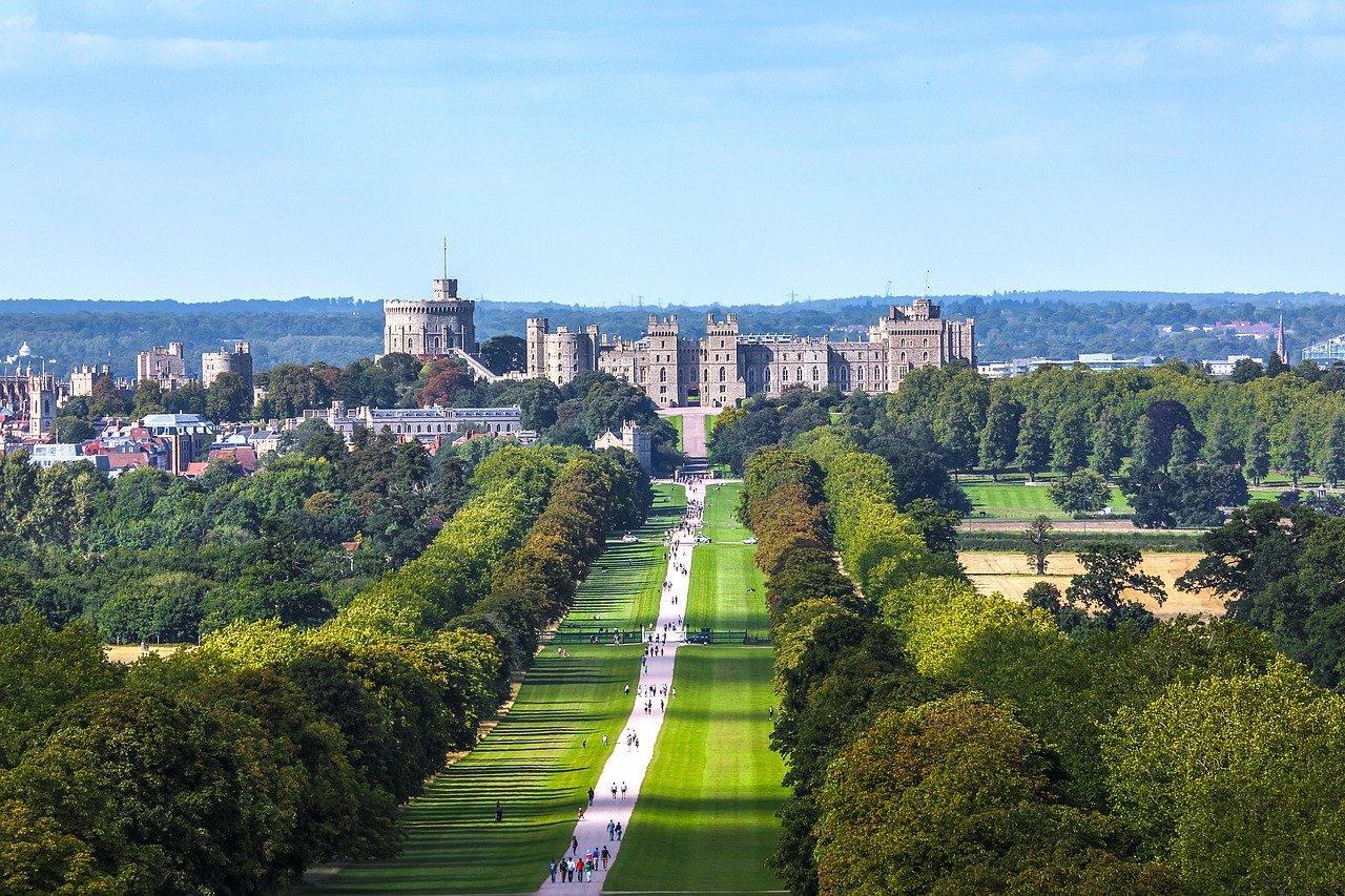 Windsor Castle Park Building - Free photo on Pixabay