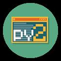 Программирование игр, создание с нуля (Python 3) 2 icon