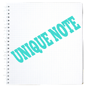 Unique Note - notes and lists