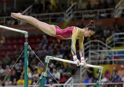 Belgische turntrots Nina Derwael schrijft geschiedenis en kan in drie disciplines voor medaille gaan