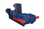 High Density Baler Triple Action Model for Metal Scrap