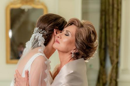 Wedding photographer Patricio Calle (calle). Photo of 26.10.2018