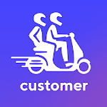 JoyRide Customer icon