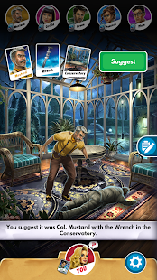 Cluedo Screenshot