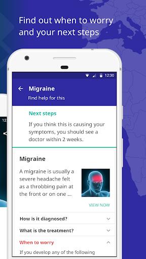 Your.MD: Health Guide & Symptom Checker Screenshot