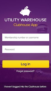 Utility Warehouse Clubhouse- screenshot thumbnail