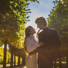 Wedding photographer Aleksandr Belokurov (caiiika). Photo of 15.10.2014