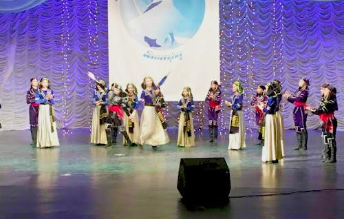 Волгоградцы встретили «Танцевальную весну»