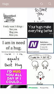 Hugs - náhled