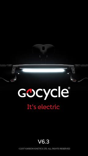 GocycleConnect screenshot 1