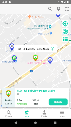 ChargeHub - Find EV & Tesla Charging Stations screenshots 3