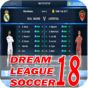 Tricks for Dream League Socer 18 Ultimate for PC