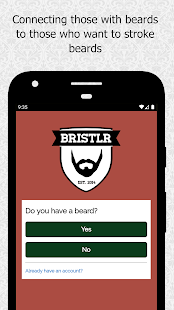 Bristlr - free dating for beard lovers Screenshot