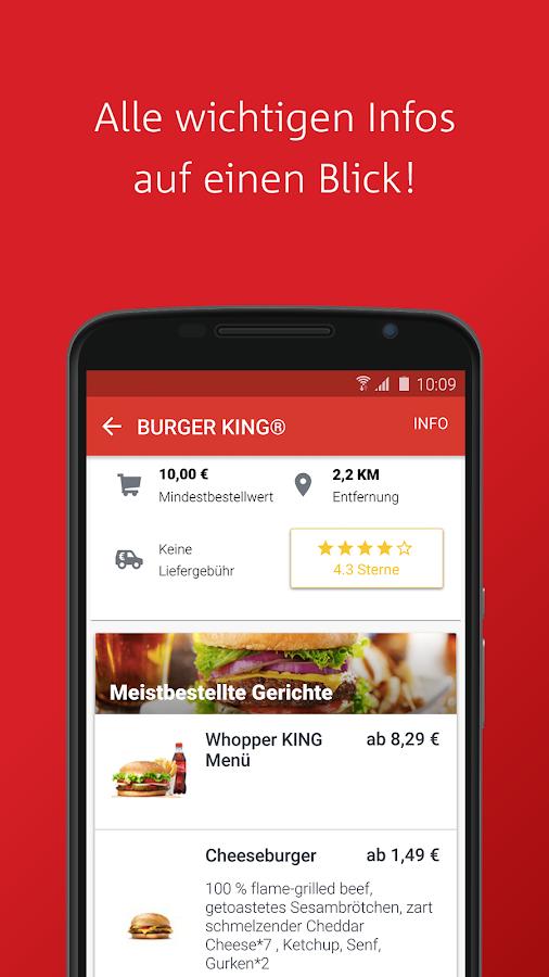 lieferheld essen bestellen android apps auf google play. Black Bedroom Furniture Sets. Home Design Ideas