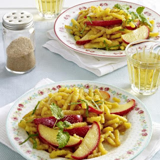 Apple Cinnamon Spaetzle