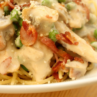 Chicken Carbonara