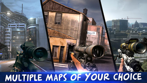 Sniper 3D Strike Assassin Ops - Gun Shooter Game  screenshots 4