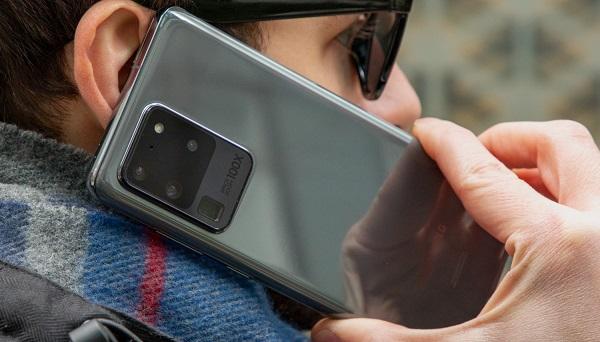 جالكسي S20 ألترا انواع هواتف سامسونج