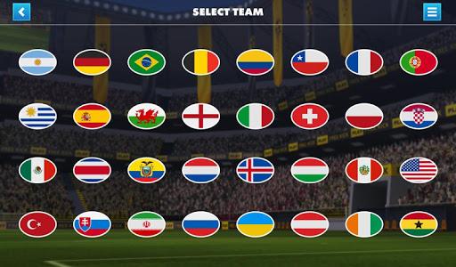 SOCCER FREE KICK WORLD CUP 17  screenshots 13