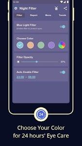 Blue Light Filter – Screen Dimmer for Eye Care v3.2.2.0 [VIP]