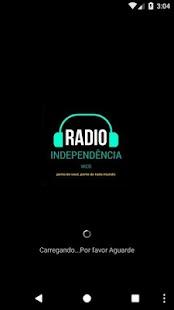 Rádio Independência Web - náhled