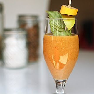A Morning Date Smoothie