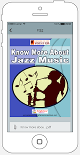 Know more about Jazz Music eBook✔️ for PC-Windows 7,8,10 and Mac apk screenshot 3