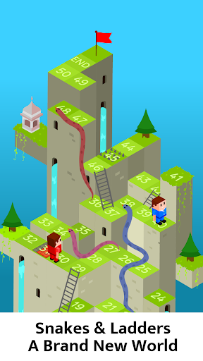ud83dudc0d Snakes and Ladders - Free Board Games ud83cudfb2 1.8.3 screenshots 1