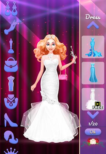 Actress Queen : Boutique & Celebrity Games screenshots 2