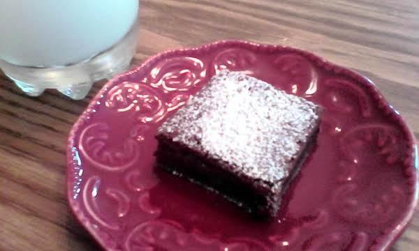 Nannie's Brownies Recipe