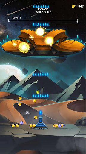 Speedy Shot u2013 Free Ball Crash Shooting Games apktram screenshots 5