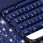 Midnight Blue Keyboard Icon
