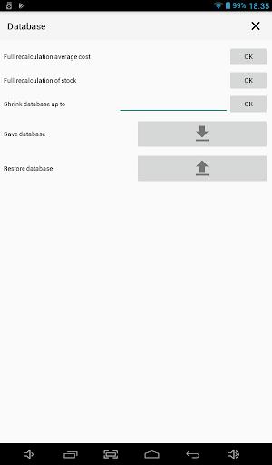 Sales System screenshot 8