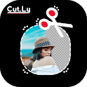 Cut.ly – Auto Background Changer icon