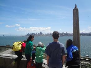 Photo: San Francisco from Alcatraz