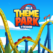 Idle Theme Park Tycoon – Recreation Game MOD APK 1.26 (Free Shopping)