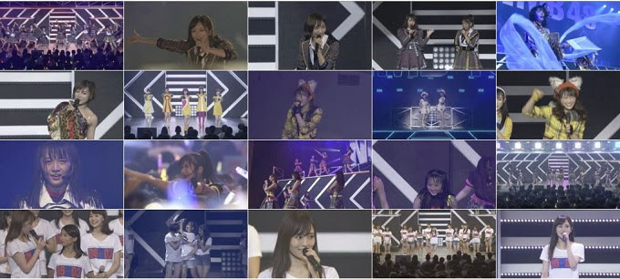 180819 NMB48 LIVE IN SUMMER 2018  HQ (07-30 dTV Channel)
