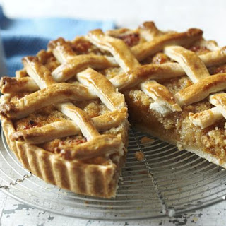 Mary Berry'S Treacle Tart with Woven Lattice Top Recipe